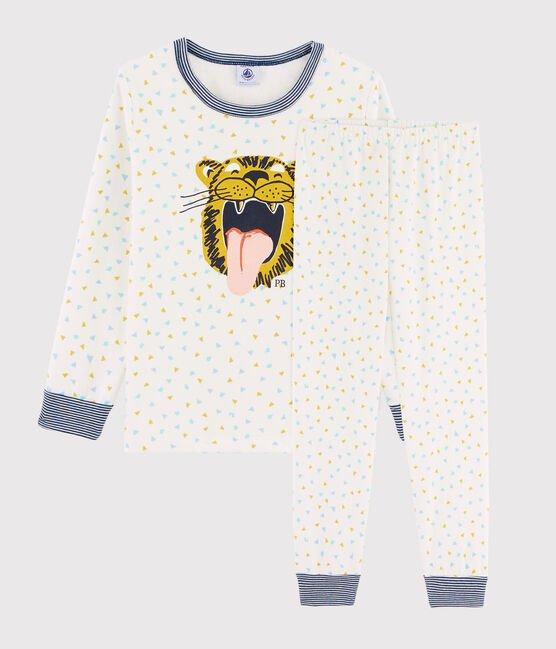 Petit Bateau Pyjama leeuw