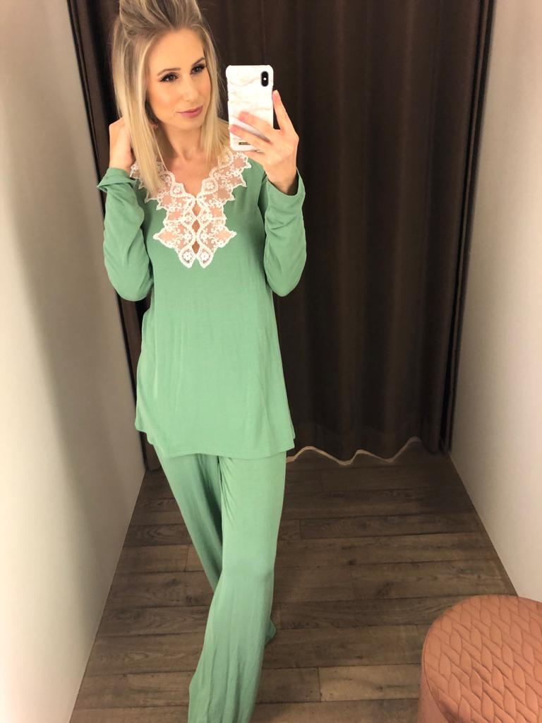 Ritratti Bouquet Pyjama modal