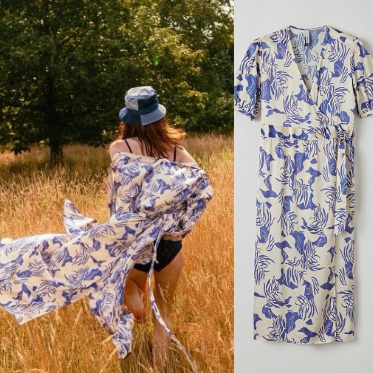 Lords & Lilies Lange kimono/kleed