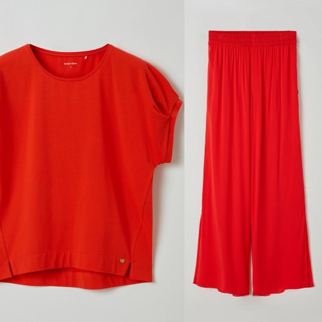 Lords & Lilies T-Shirt + Lange Broek
