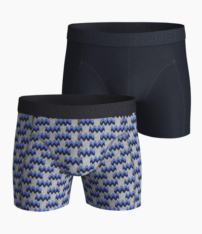 Björn Borg Boxer 2-Pack Waywave shorts