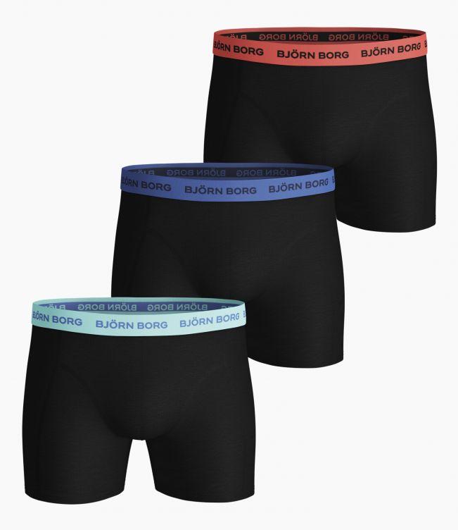 Björn Borg Boxer 3-Pack Multi sammy shorts