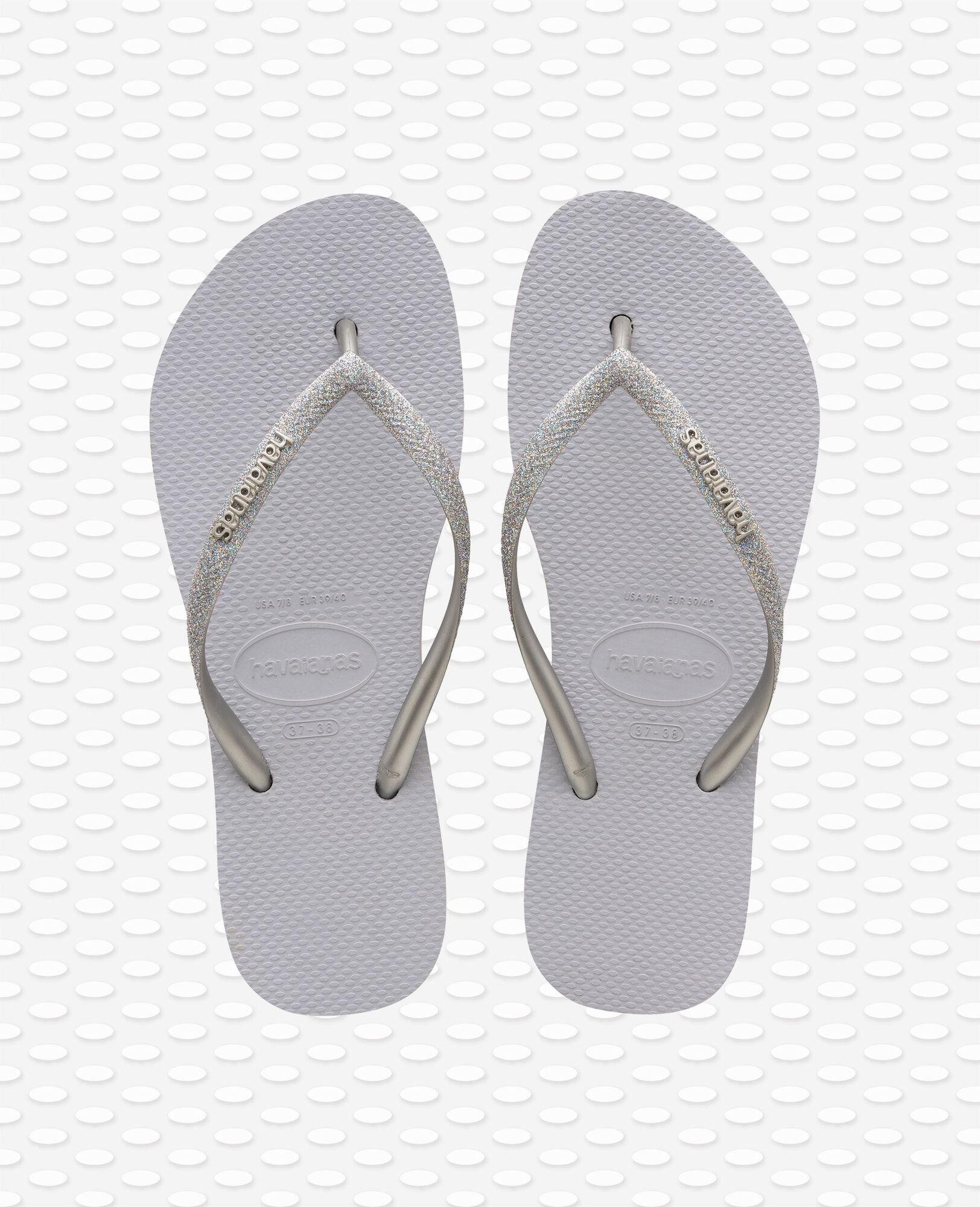 Havaianas Slim glitter slippers