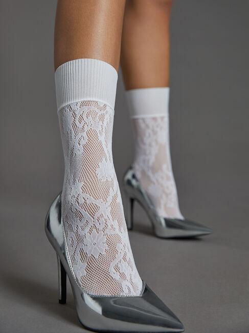 Wolford Kassandra socks