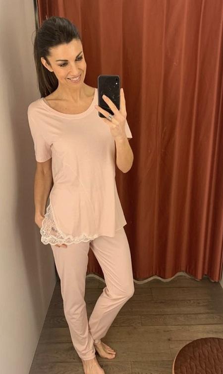 Paladini Ortensia Pyjama in katoen