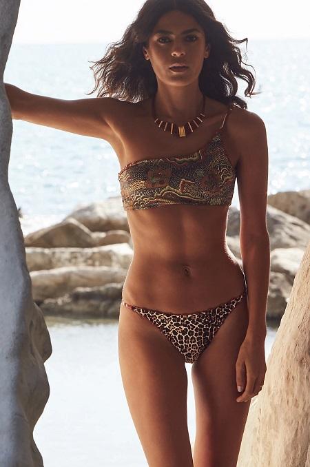 Anjuna Violetta Bikini-set reversible!
