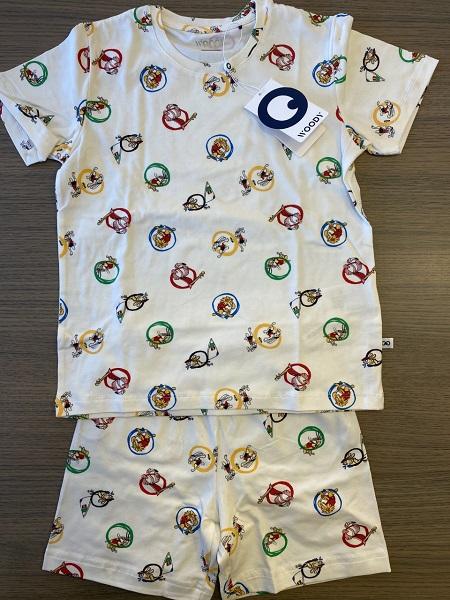 Woody Olympische spelen pyjama kind