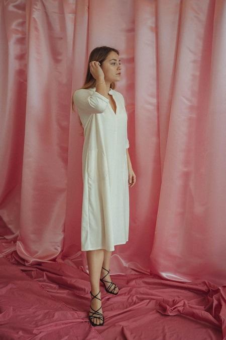 Love Sundaily Tetuan Kleed 3/4 lengte + 3/4 mouw