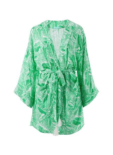 Melissa Odabash Sienna Kimono Print