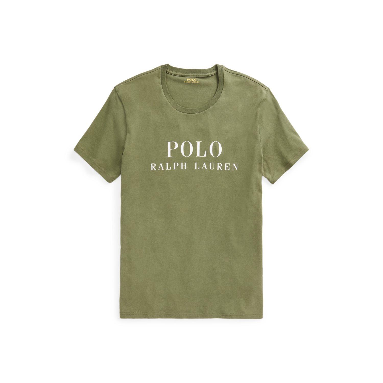 Ralph Lauren Basic T-shirt korte mouw, Branded