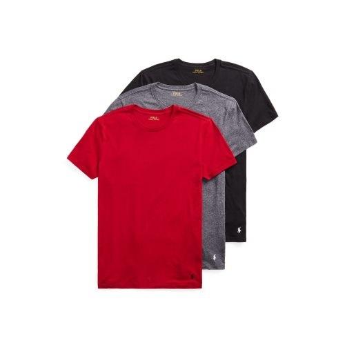 Ralph Lauren Basic cotton T-shirt 3-pack