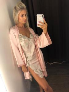 Marjolaine Kimono 100% zijde