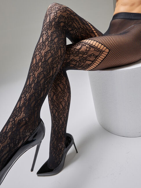 Wolford Ripley tights