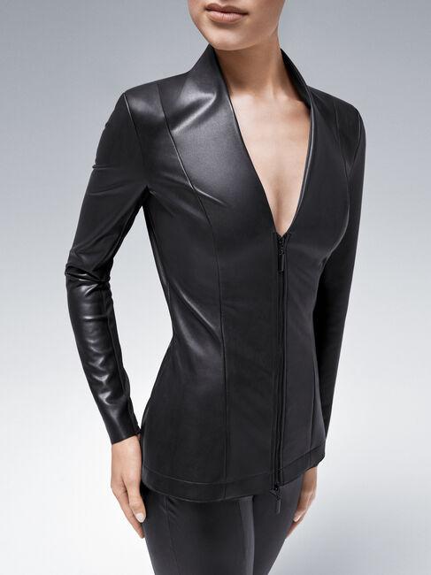 Wolford Jenna blazer vegan leather