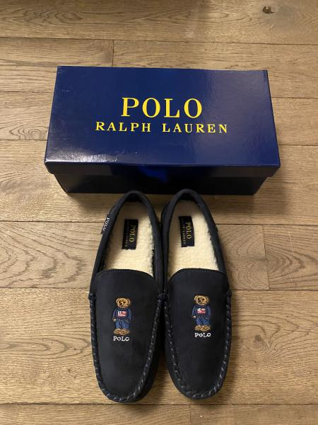 Polo Pantoffels Heren Declan Bear moccasin