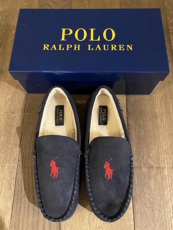 Polo Pantoffels Heren M Declan Moccasin