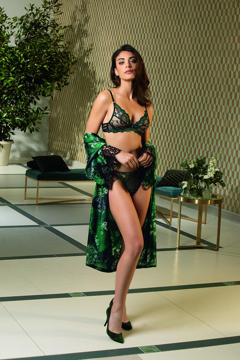 Lise Charmel Dressing Floral Bh Driehoek Beugel