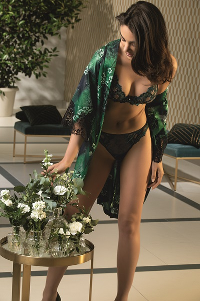 Lise Charmel Dressing Floral Coque Light