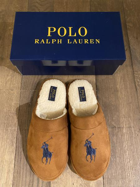 Polo Ralph Lauren Pantoffels voor heren Klarence
