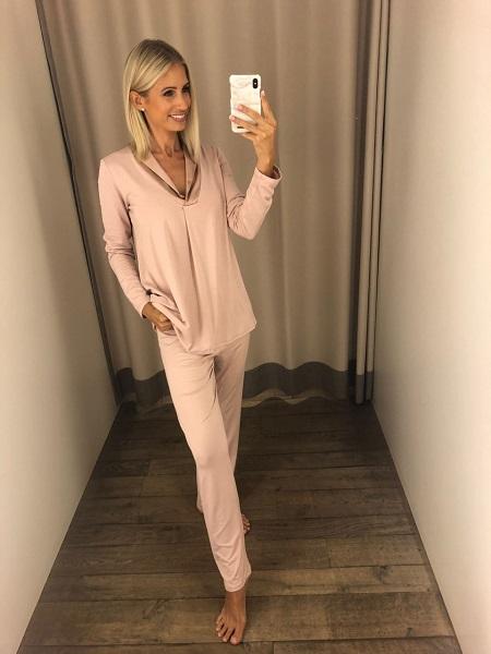 Chiara Fiorini Pyjama