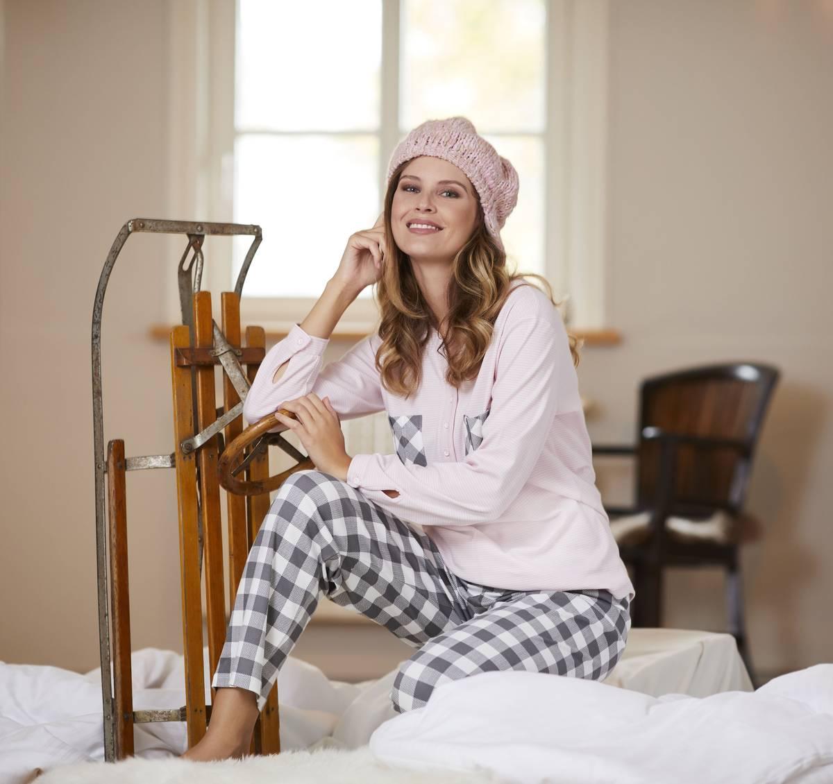 Ringella Rose Damespyjama