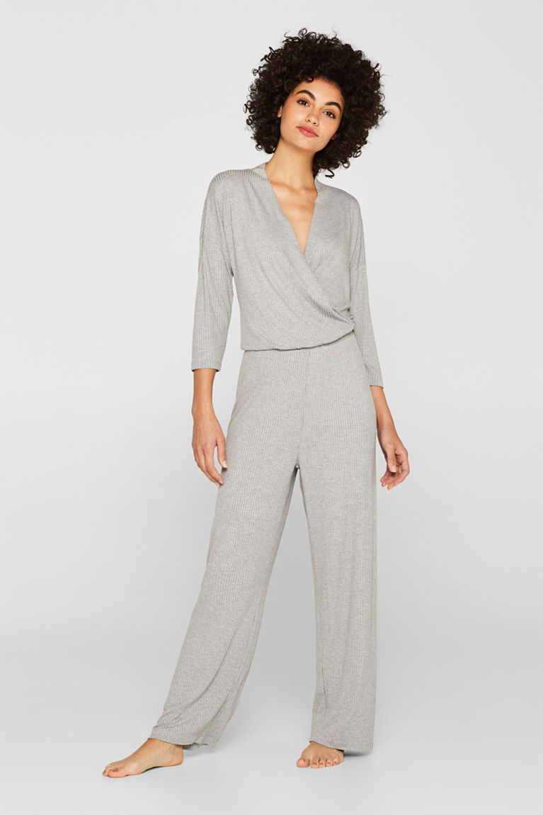 Esprit Knitted jumpsuit