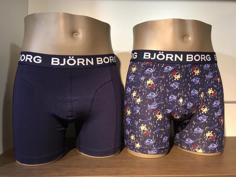 Björn Borg Spaceman Boxershort duopack