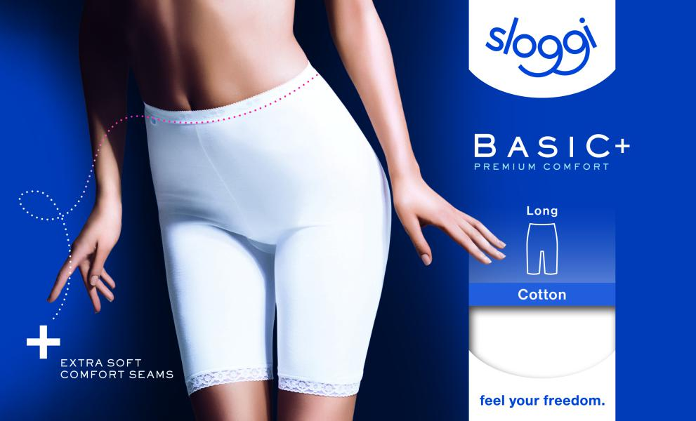 Sloggi Dames Basic Long