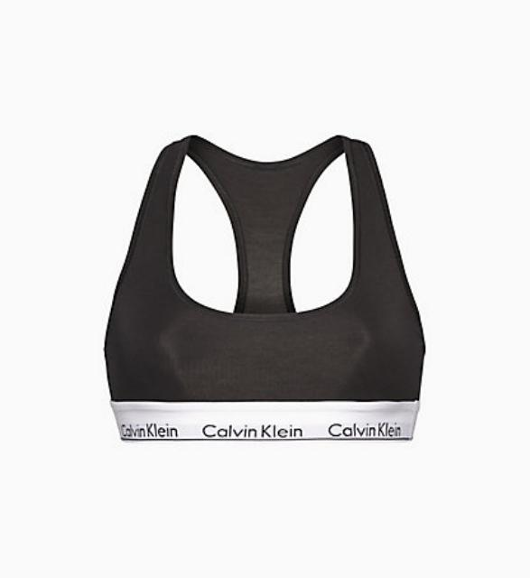Calvin Klein Bralette katoen (niet-voorgevormd)