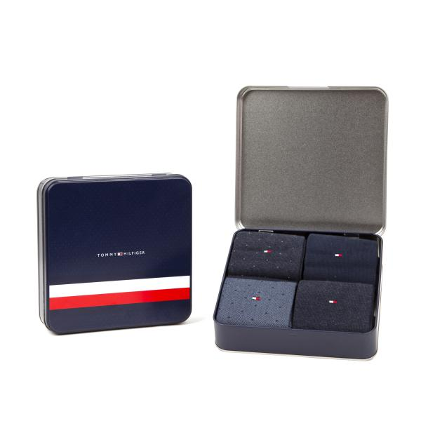 TH Giftbox Herenkousen 4 paar