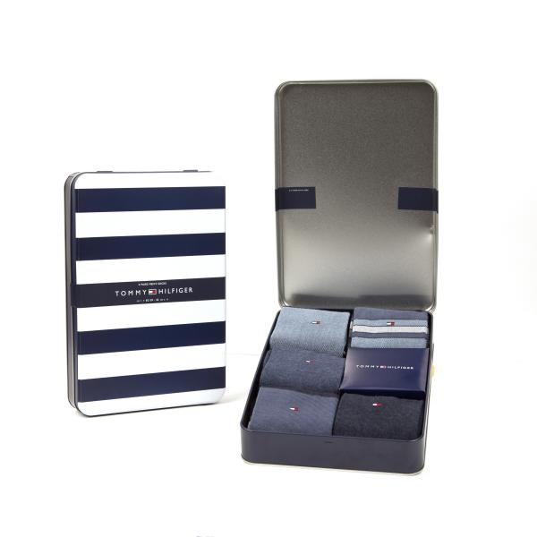 TH Giftbox Herenkousen 5 paar