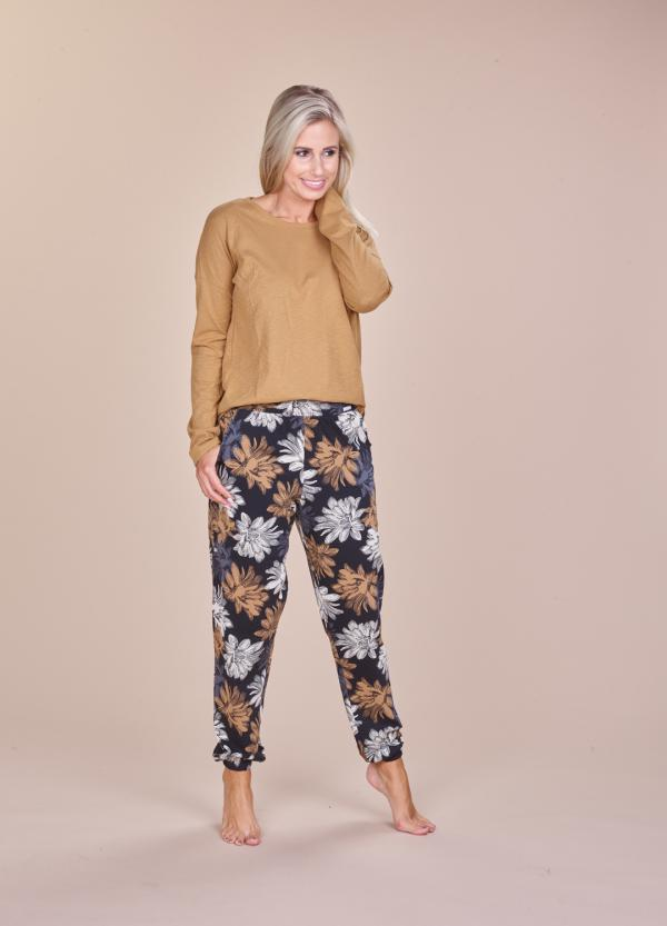 Skiny Empowered Flowers Pyjama-Set