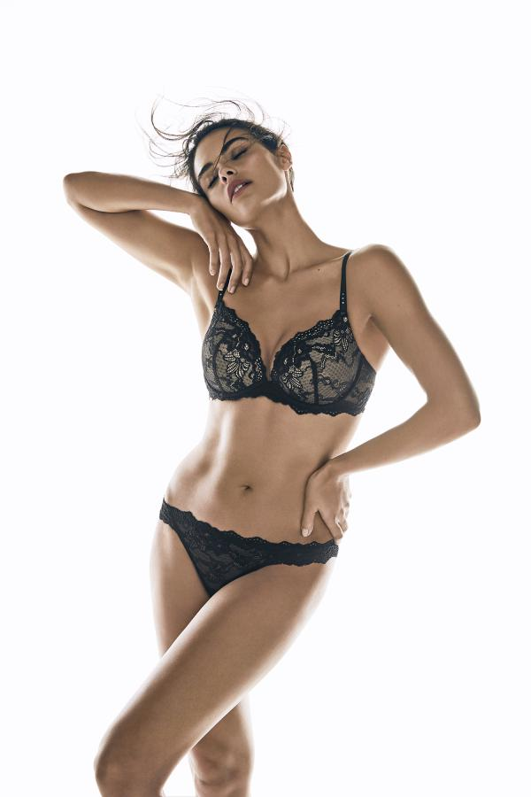 Pleasure State My fit lace push-up