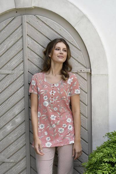 Ringella Leaves Pyjama dames