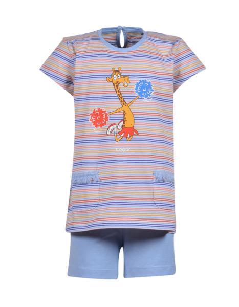 Woody Giraf Pyjama meisjes