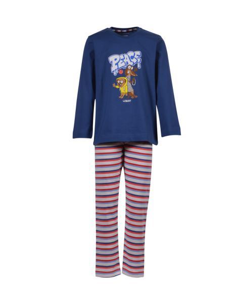 Woody Hond Pyjama Jongens LM