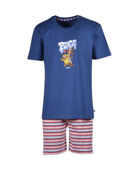 Woody Hond Pyjama heren