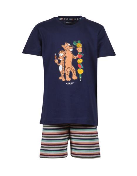 Woody Panter Pyjama jongens