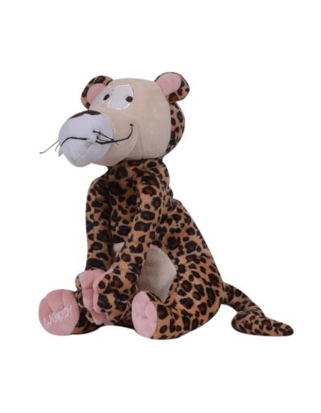 Woody Panter Knuffel klein 25cm