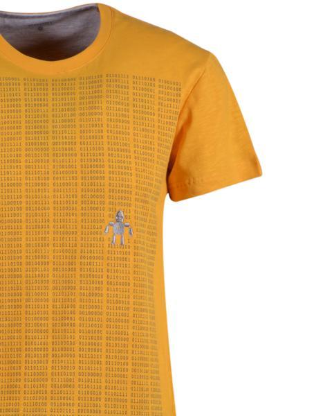 Woody Binary Code Pyjama heren