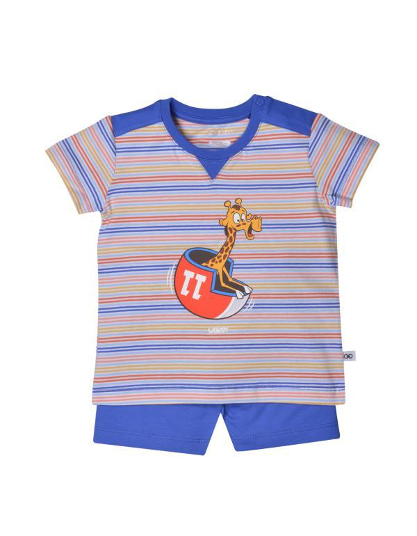 Woody Giraf Pyjama baby jongens