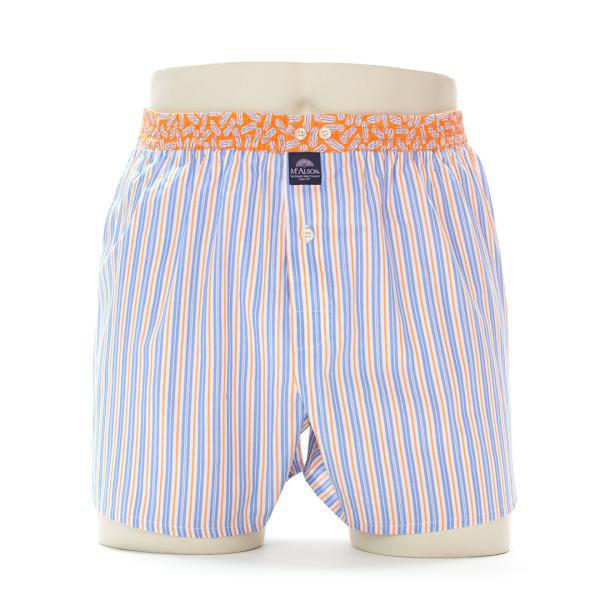 MC Alson Boxershort Boord slippers