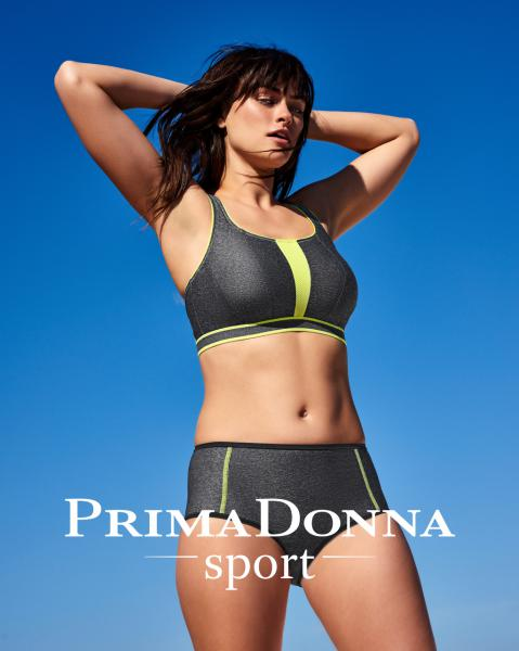 Prima Donna Sport The Sweater Sportbh niet-voorg.