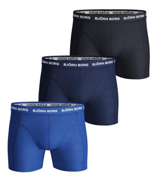 Björn Borg Essentials Boxershort heren 3pack