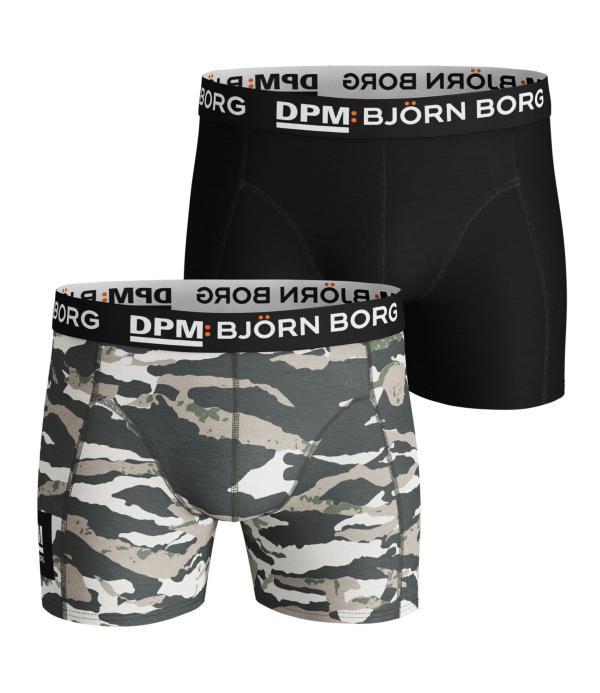 Björn Borg DPM Boxershort heren 2-pack