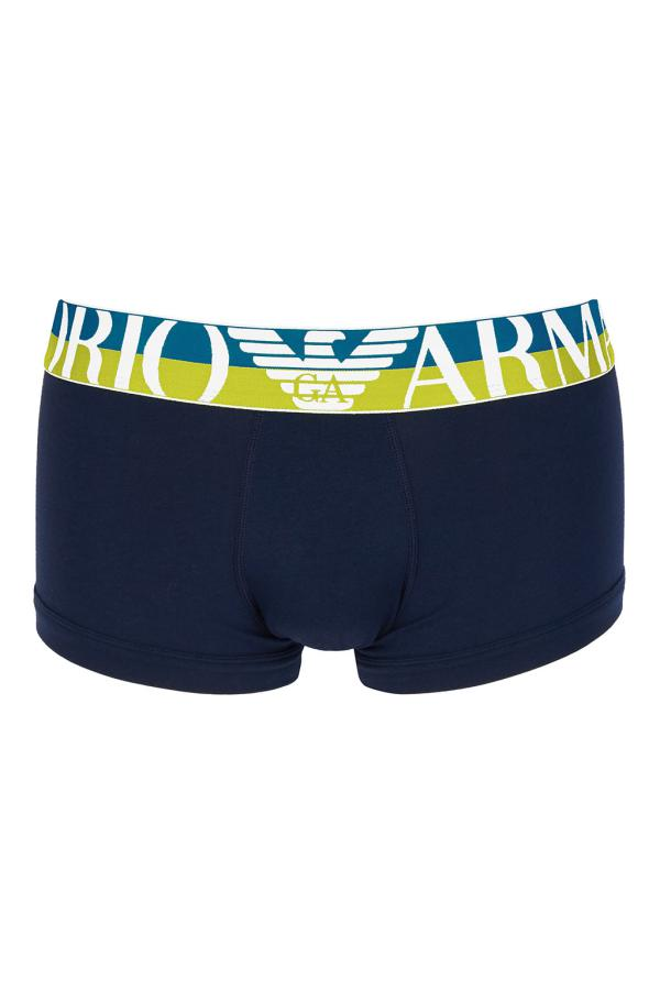 Armani Stretch Cotton Fluo Boxershort heren
