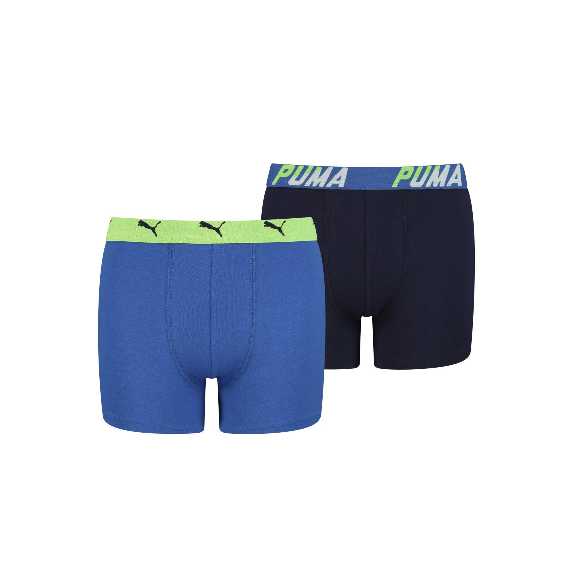 Puma Basic Jongensboxershort duopack