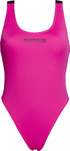 Calvin Klein Badpak met diepe ronde hals