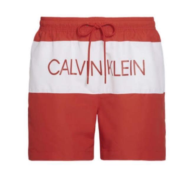 Calvin Klein Blocking Zwemshort