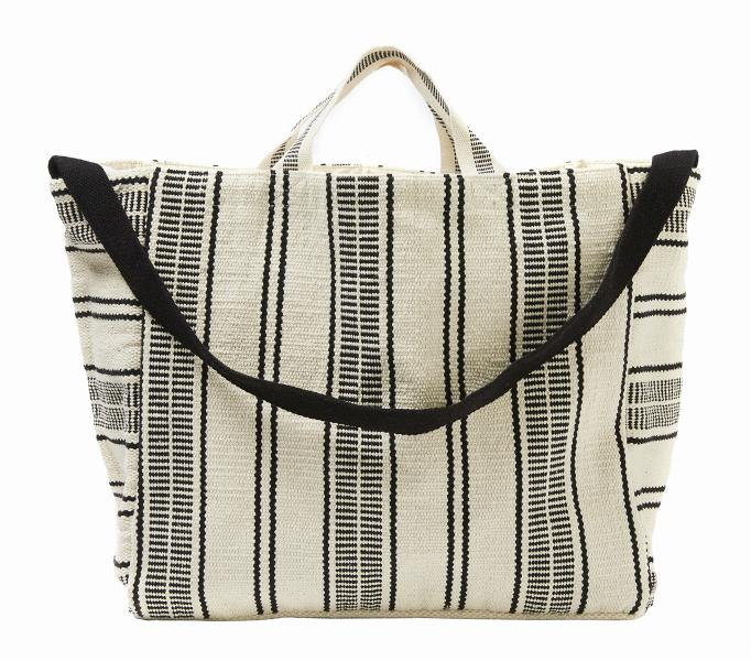 Seafolly Essential Stripe Beach Tas